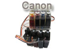 Continuous Ink Systems for Canon Printers