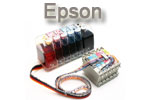 Continuous Ink Systems for Epson Printers