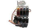 Continuous Ink Systems for HP Printers