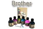 Inkjet Refill Kits for Brother