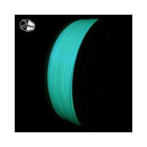 3D Printer PLA Filament - Glow in the Dark