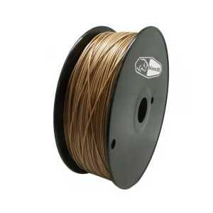3D Printer PLA Filament - Gold
