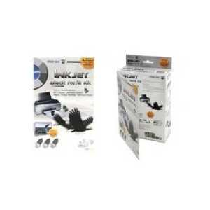 Black Inkjet Refill Kit - 90ml black ink