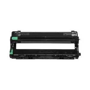 Compatible Brother DR221BK Black toner drum, 15000 pages