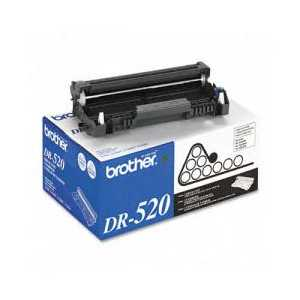 Original Brother DR520 toner drum, 25000 pages