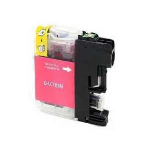 Compatible Brother LC103M XL Magenta ink cartridge, High Yield