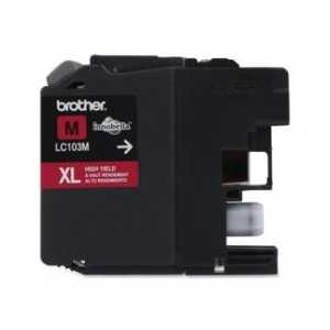 Original Brother LC103M XL Magenta ink cartridge, High Yield