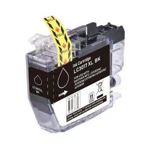 Compatible Brother LC3017BK XL Black ink cartridge, High Yield
