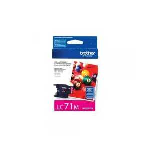 Original Brother LC71M Magenta ink cartridge