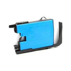 Compatible Brother LC75C Cyan ink cartridge, High Yield