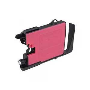 Compatible Brother LC75M Magenta ink cartridge, High Yield