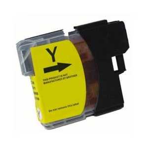 Compatible Brother LC79Y Yellow ink cartridge, Super High Yield