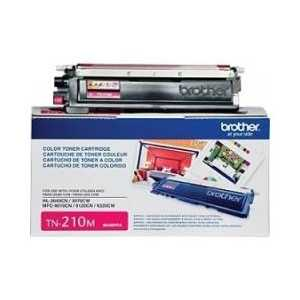 Original Brother TN210M Magenta toner cartridge, 1400 pages