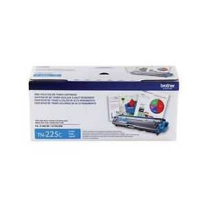 Original Brother TN225C Cyan toner cartridge, High Yield, 2200 pages