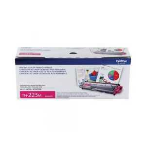 Original Brother TN225M Magenta toner cartridge, High Yield, 2200 pages