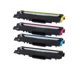 Compatible Brother TN227 toner cartridges, High Yield, 4 pack