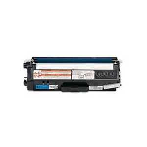 Original Brother TN310C Cyan toner cartridge, 1500 pages
