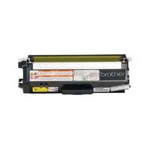 Original Brother TN310Y Yellow toner cartridge, 1500 pages