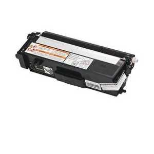 Compatible Brother TN315BK Black toner cartridge, High Yield, 6000 pages