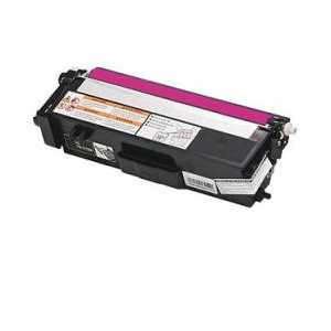 Compatible Brother TN315M Magenta toner cartridge, High Yield, 3500 pages