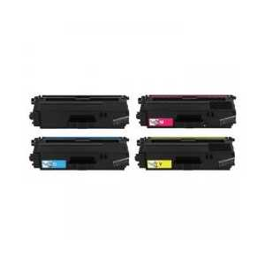 Compatible Brother TN339 toner cartridges, High Yield, 4 pack