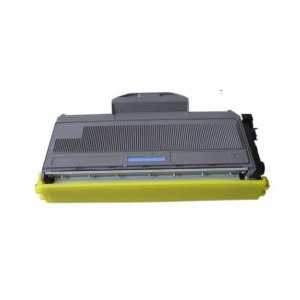 Compatible Brother TN360 Black toner cartridge, High Yield, 2600 pages