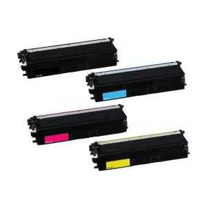 Compatible Brother TN431 toner cartridges, 4 pack