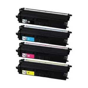 Compatible Brother TN436 toner cartridges, Super High Yield, 4 pack