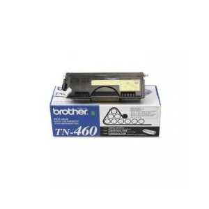 Original Brother TN460 Black toner cartridge, 6000 pages