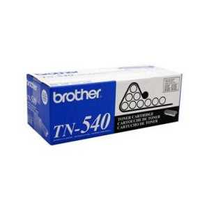 Original Brother TN540 Black toner cartridge, 3500 pages