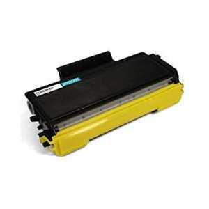 Compatible Brother TN650 Black toner cartridge, High Yield, 8000 pages