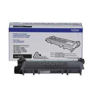 Original Brother TN660 Black toner cartridge, High Yield, 2600 pages