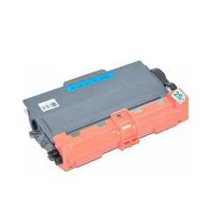 Compatible Brother TN750 Black toner cartridge, High Yield, 8000 pages