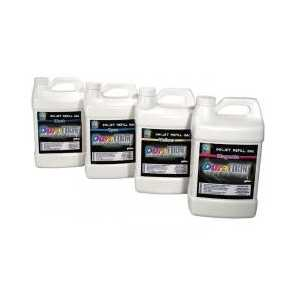 DuraFIRM Bulk Dye Based printer ink for HP cartridges - 1 gallon