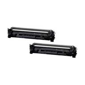 Compatible Canon 051H toner cartridges, High Yield, 2 pack