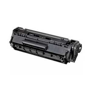 Original Canon 104, FX-9, FX-10 Black toner cartridge, 0263B001AA, 2000 pages