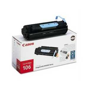Original Canon 106 Black toner cartridge, 0264B001AA, 5000 pages