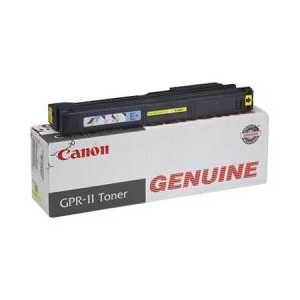 Original Canon GRP-11 Yellow toner cartridge, 7626A001AA, 25000 pages