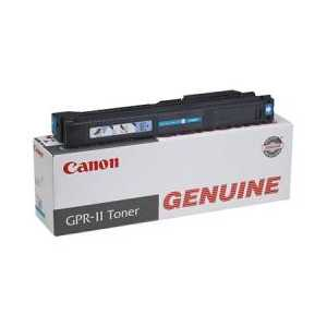 Original Canon GRP-11 Cyan toner cartridge, 7628A001AA, 25000 pages
