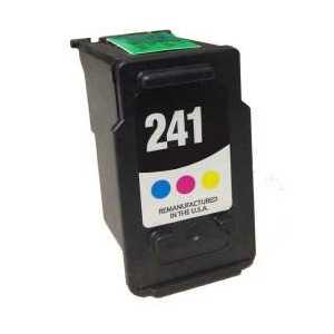 Remanufactured Canon CL-241 Color ink cartridge