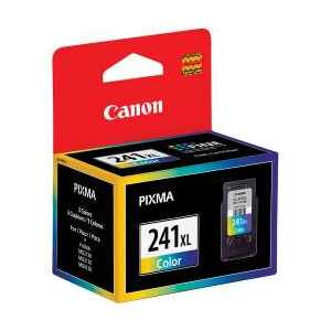 Canon CL-241XL Color High Capacity genuine OEM ink cartridge - 5208B001