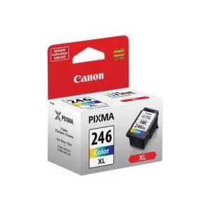 Original Canon CL-246XL Color ink cartridge, High Yield, 8280B001