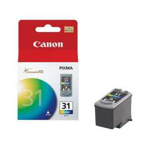 Original Canon CL-31 Color ink cartridge, 1900B002