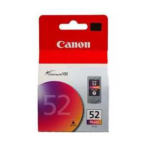 Canon CL-52 Color genuine OEM ink cartridge - 0619B002
