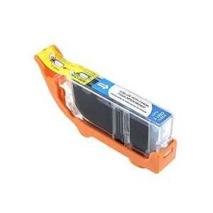 Compatible Canon CLI-221C Cyan ink cartridge