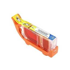 Compatible Canon CLI-221Y Yellow ink cartridge