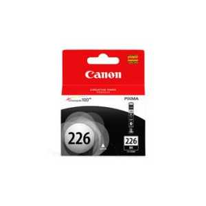 Canon CLI-226BK Black genuine OEM ink cartridge - 4546B001