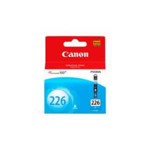 Canon CLI-226C Cyan genuine OEM ink cartridge - 4547B001