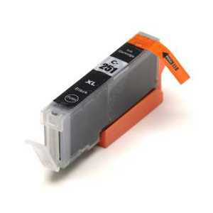 Compatible Canon CLI-251BK XL Black ink cartridge