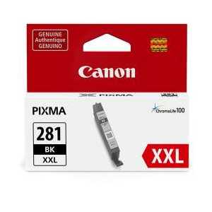 Original Canon CLI-281BK XXL Black ink cartridge, 1983C001
